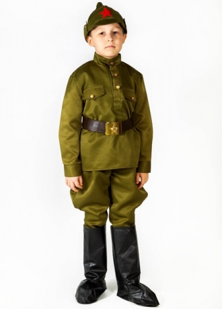 взрослый военный костюм